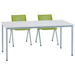 Table modulaire Polys gris
